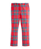 Boys Jolly Plaid Breaker Pants