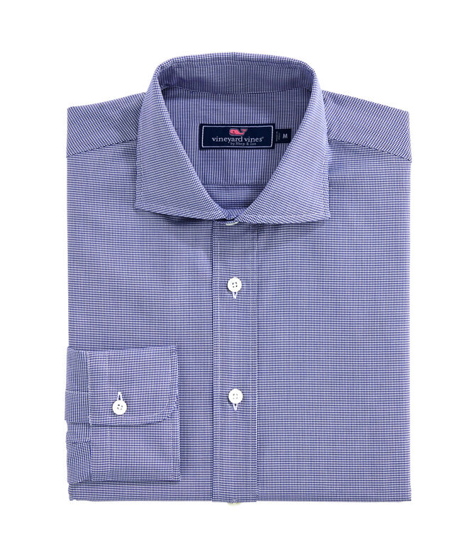 Classic Fit Royal Twill Greenwich Dress Shirt