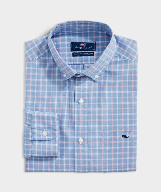 Classic Fit Bareboat Tucker Button-Down Shirt