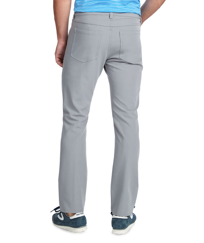 Five Pocket Performance Pants