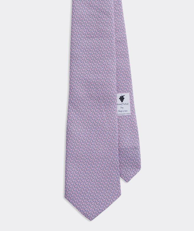 Hook Up Printed Tie