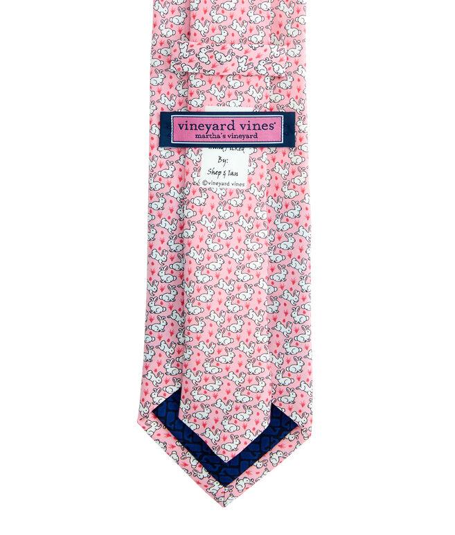 Easter Bunnies Printed Tie