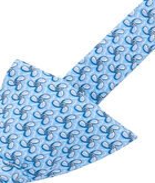 Propeller Printed Bow Tie