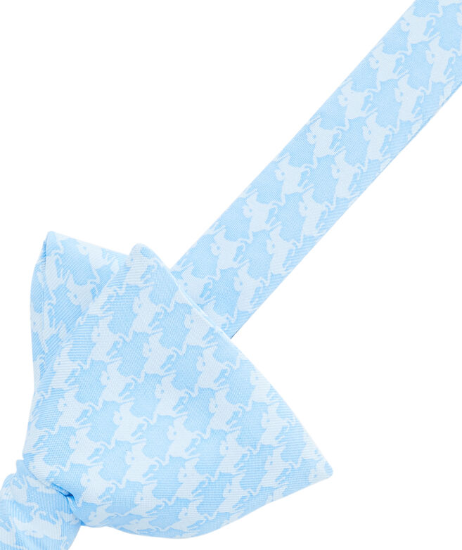 Kentucky Derby Horse Geo Printed Bow Tie