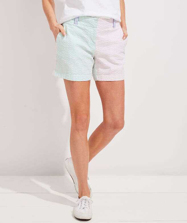 Party Seersucker 5 Inch Every Day Shorts