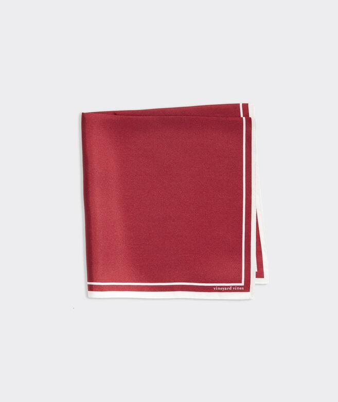 Classic Printed Pocket Square