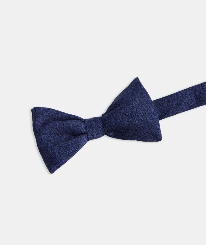 Kentucky Derby Micro Rose Bow Tie