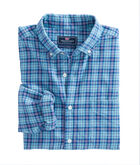 Old Coast Road Plaid Performance Flannel Classic Murray Shirt