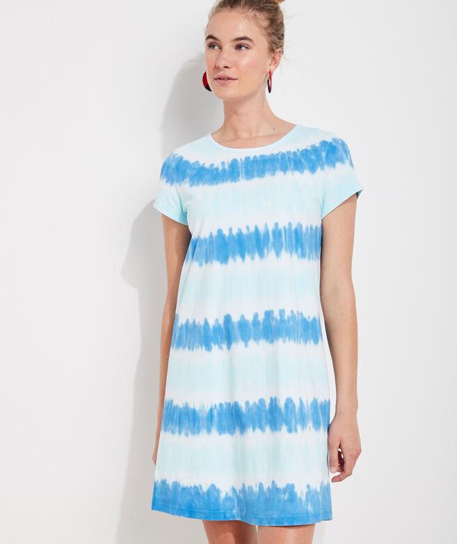 Tie-Dye Madaket Tee Dress