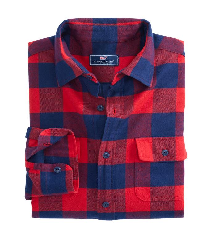 Deepwood Knit Lined Shirt Jacket