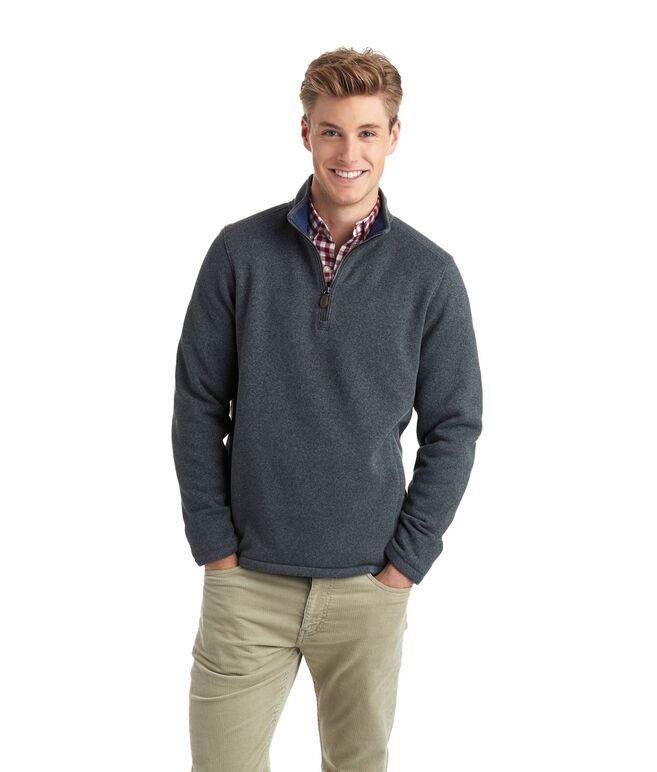 Sweater Fleece 1/4-Zip