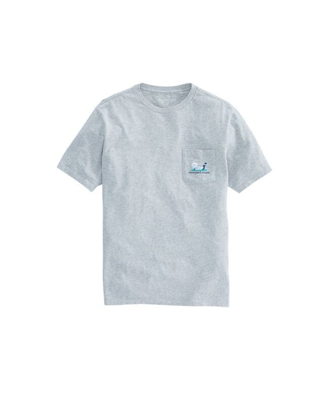 Golf Line Pocket T-Shirt