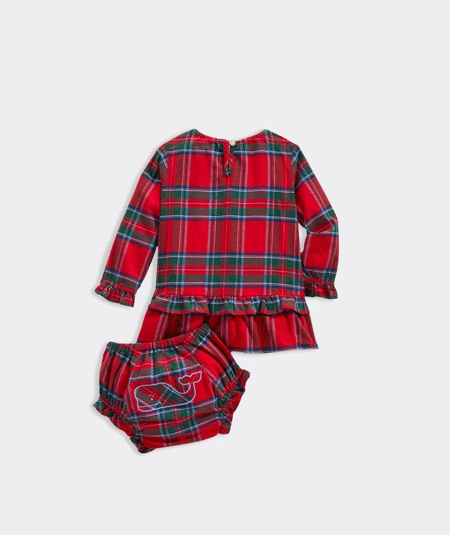 Baby Girl Nantucket Tartan Dress