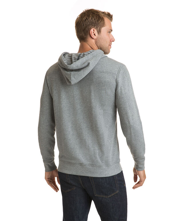 Pullover Washed Hoodie