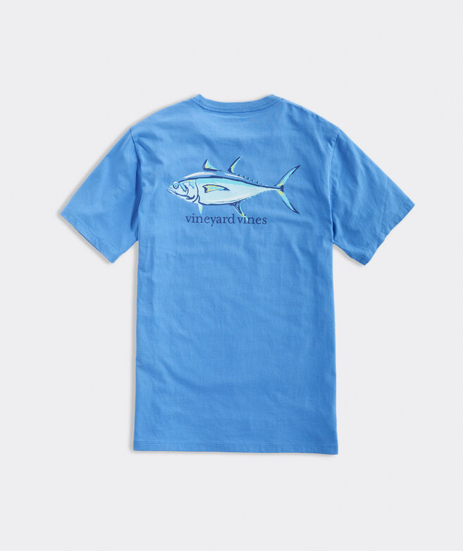 Painted Tuna Short-Sleeve Tee