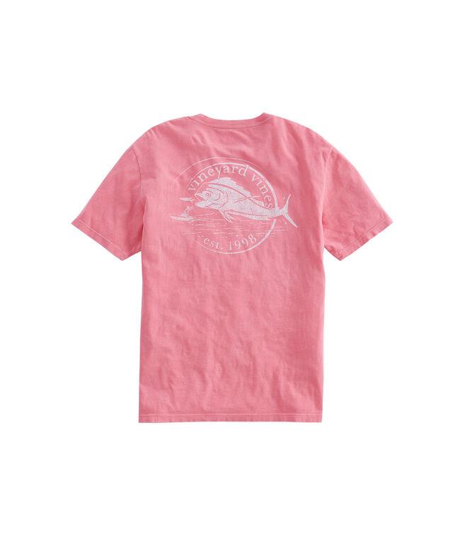 Vintage Mahi Pocket T-Shirt