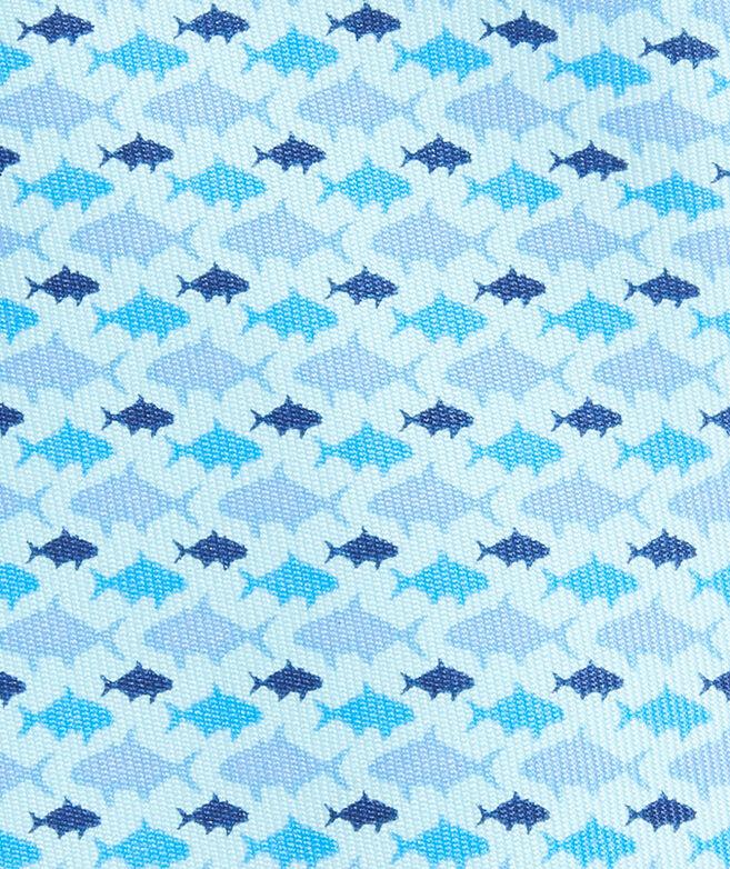 Boys' Amberjacks Printed Tie