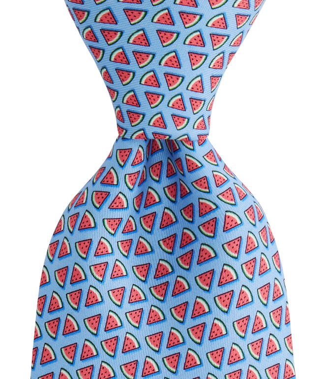 Extra Long Watermelon Tie