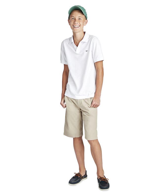 Kids Classic Pique Polo