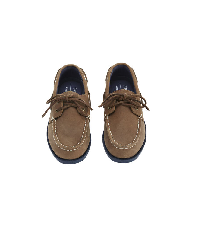 Big Kids Sperry x vineyard vines Authentic Original Boat Shoe