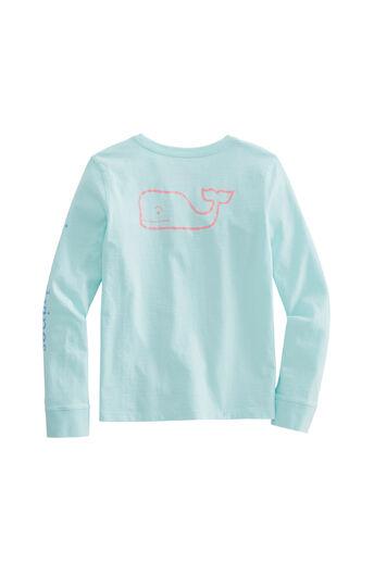 558c76ae52ea Girls  Long Sleeve Shirts and Graphic Tees at vineyard vines