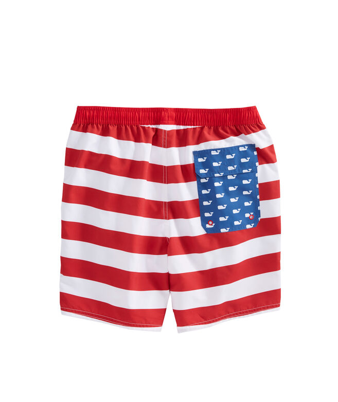 1be523c718 Shop USA Flag Chappy Trunks at vineyard vines