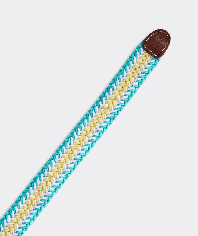 Striped Bungee Belt
