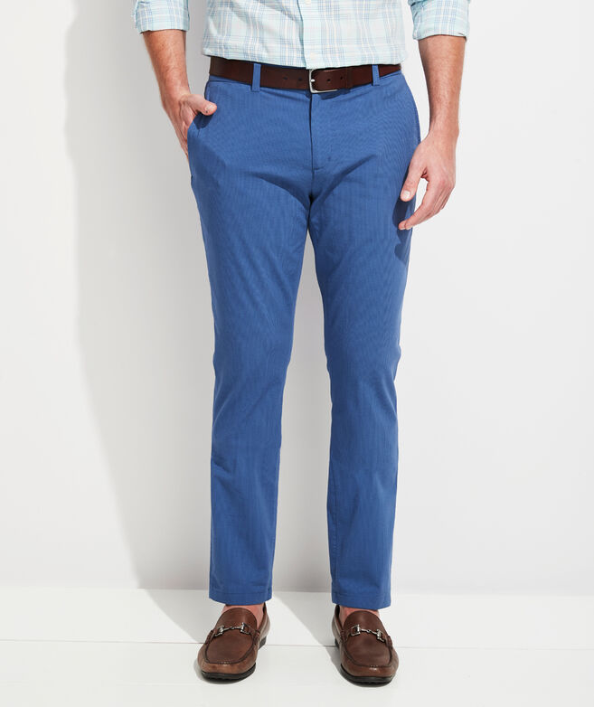 Seersucker Pants