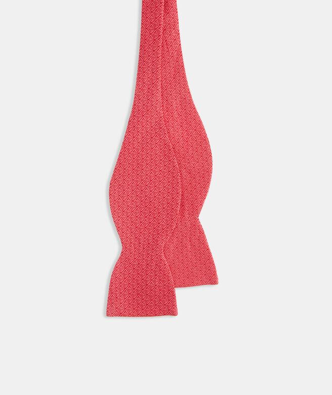 Island Batik Printed Bow Tie
