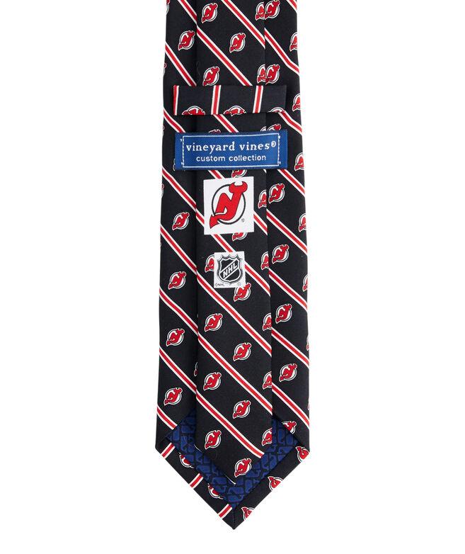 New Jersey Devils Rep Stripe Tie