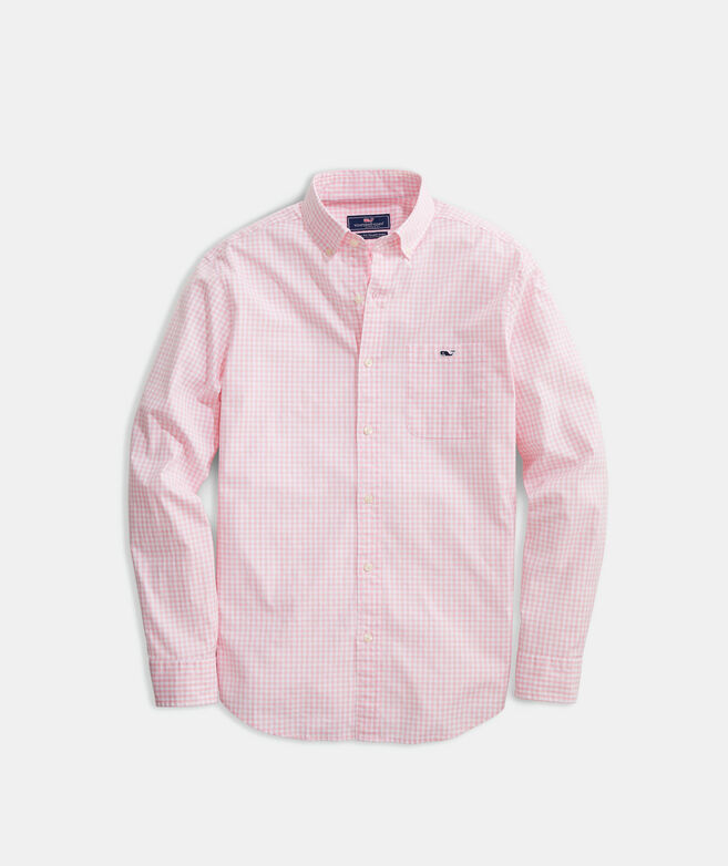 Classic Fit Aberdeen Tucker Button-Down Shirt