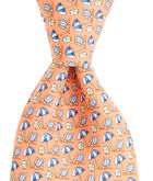 Boys Beach Umbrella Tie