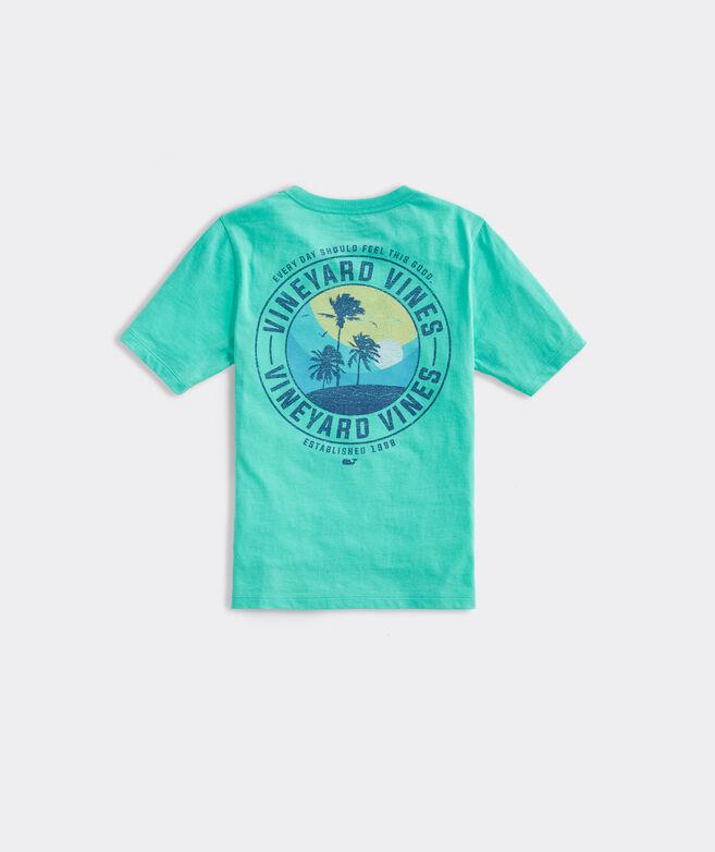 Boys' Bahama Crest Short-Sleeve Tee