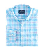 Montauk Point Plaid Performance Classic Murray Shirt