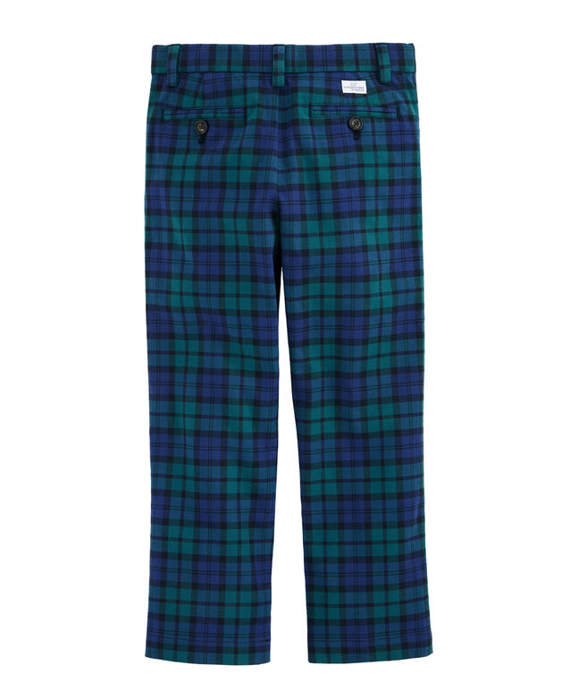 Boys Blackwatch Breaker Pants