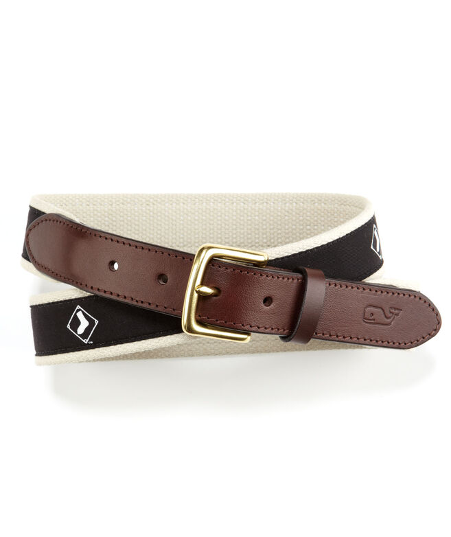 Chicago White Sox Canvas Club Belt