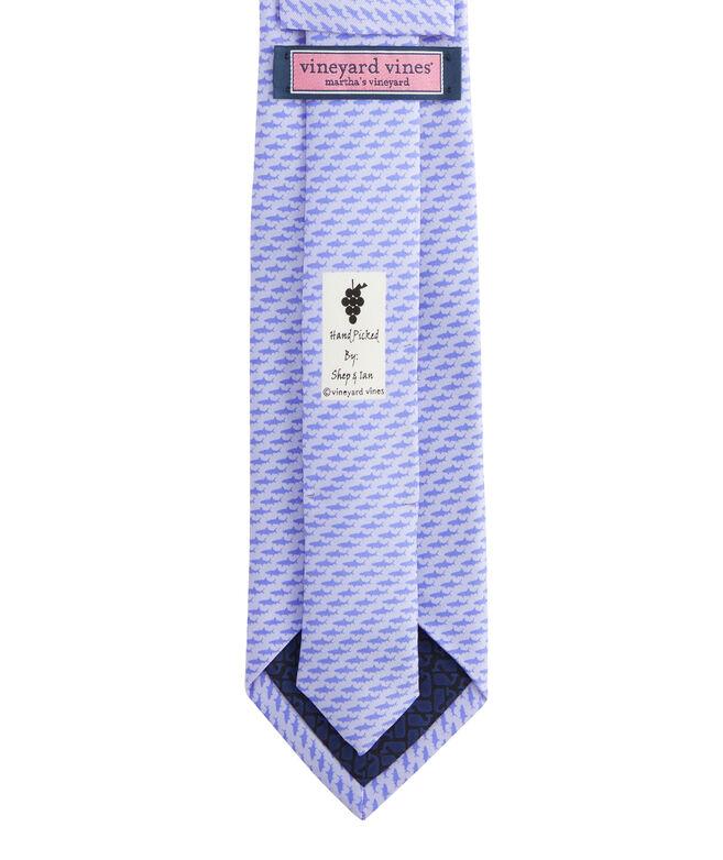 Tonal Bonefish Printed Tie