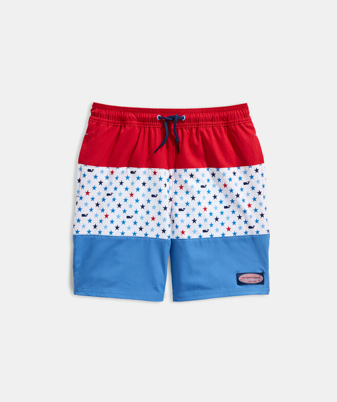 Boys' Pieced Chappy Trunks