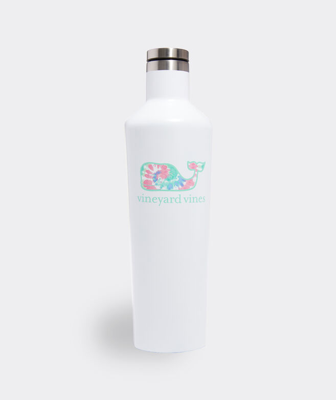 Tie-Dye Whale Corkcicle Canteen
