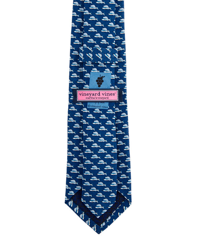 Boys' Sailfish Printed Tie