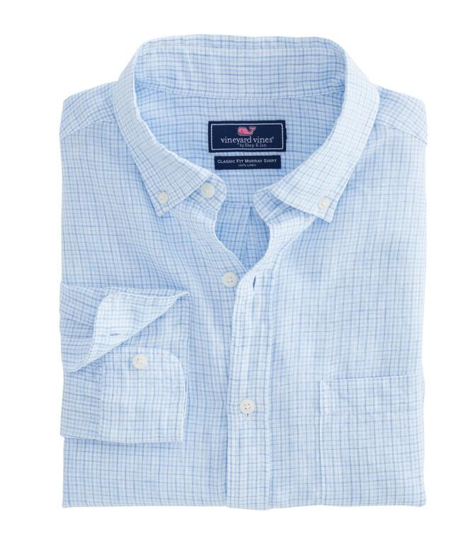 Broadwater Linen Classic Murray Shirt