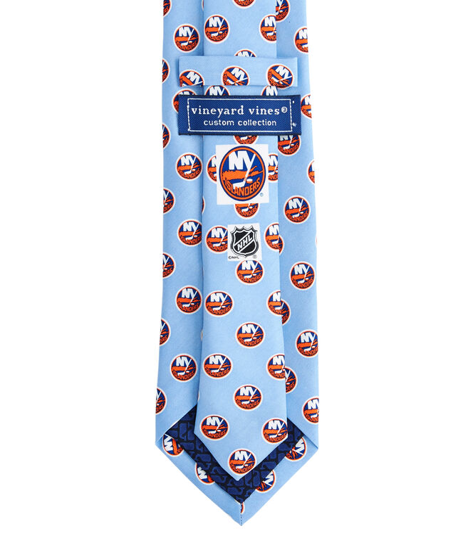 New York Islanders Logo Tie