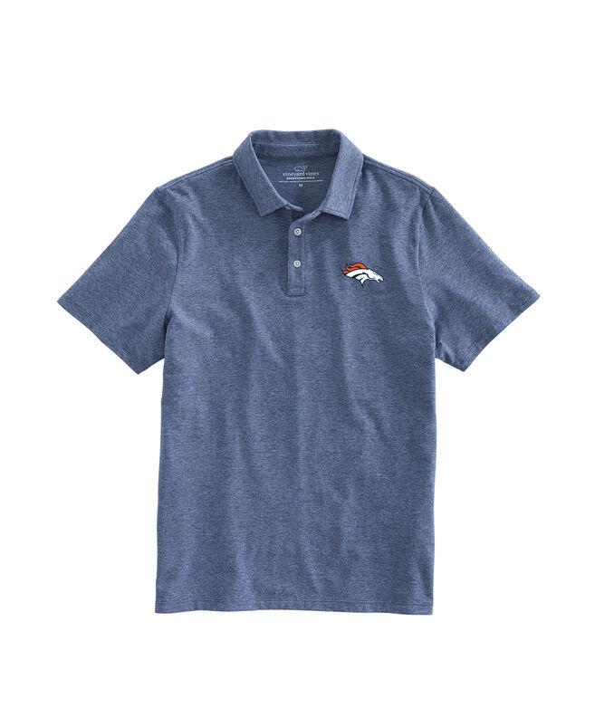 Denver Broncos Edgartown Polo