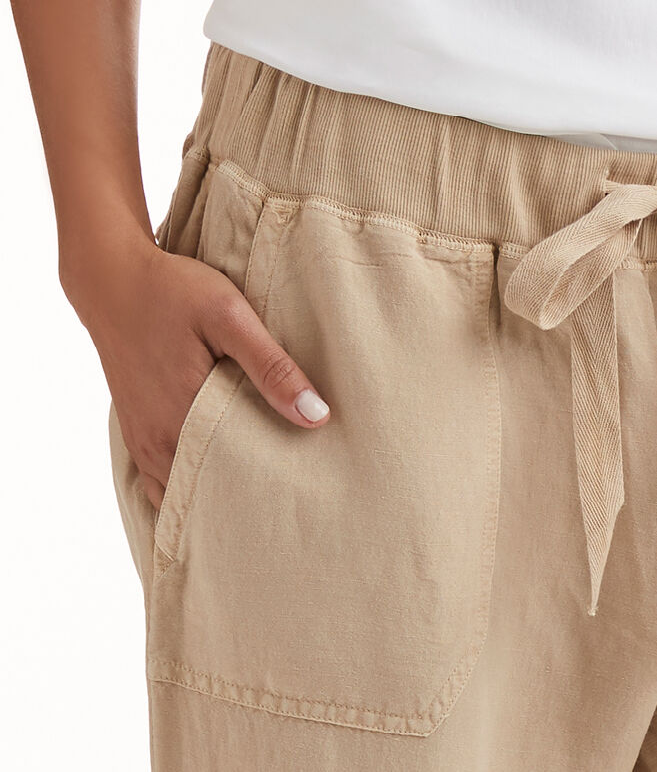 Dockside Woven Knit Pants