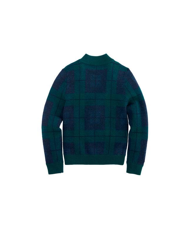 Boys Blackwatch Sweater