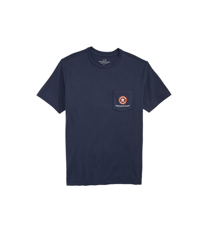 Houston Astros Circle Logo T-Shirt