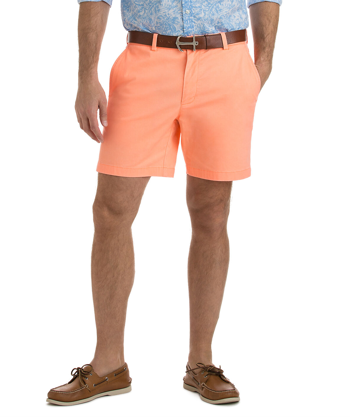 Preppy Men's Shorts - Embroidered Shorts at vineyard vines