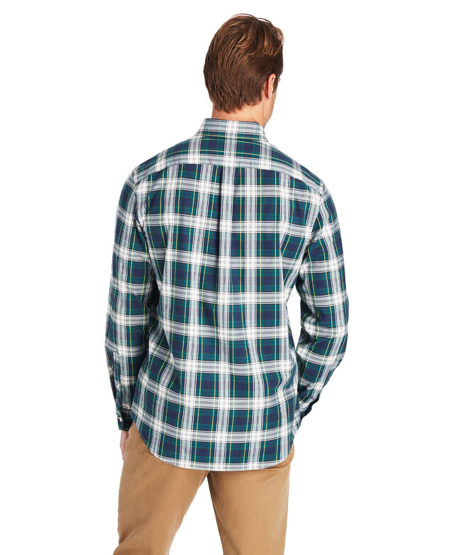 Classic Fit Grove Isle Tucker Button-Down Shirt