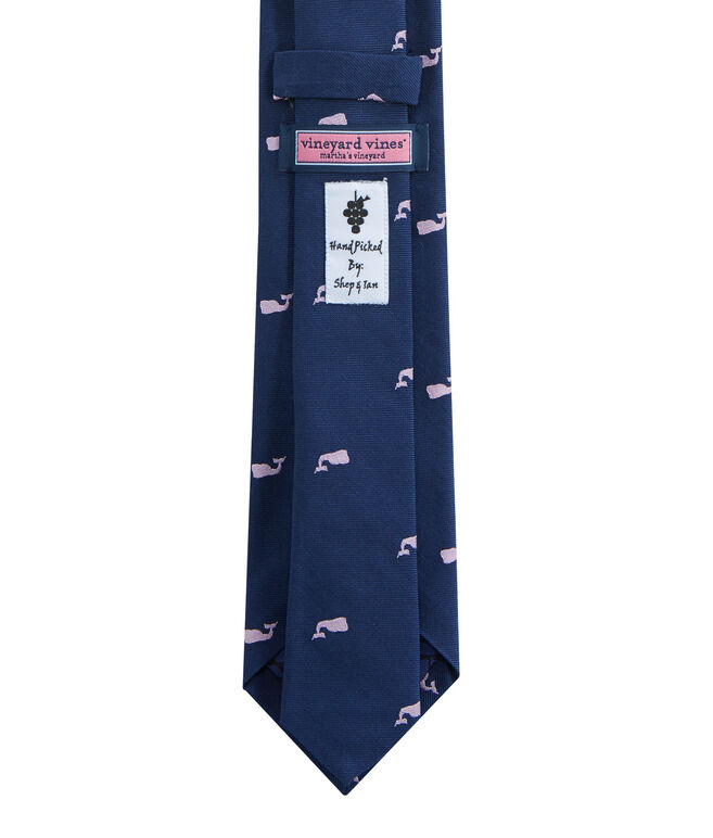 Whales Kennedy Tie