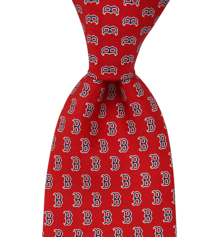 Boston Red Sox Tie